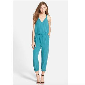 Trouve Strappy Racerback Jumpsuit